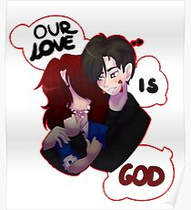 our love is god Poster