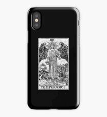 Temperance Tarot Card - Major Arcana - fortune telling - occult iPhone Case/Skin