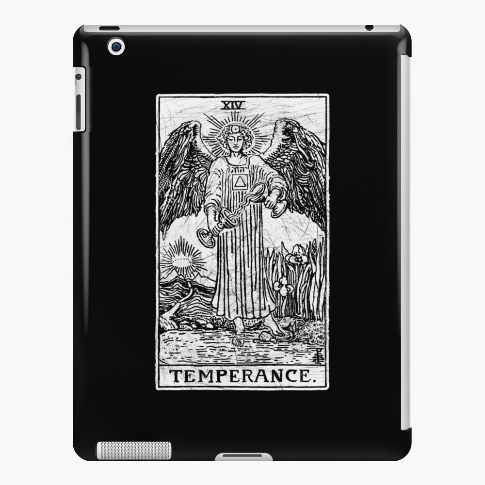 Temperance Tarot Card - Major Arcana - fortune telling - occult | iPad Case  & Skin