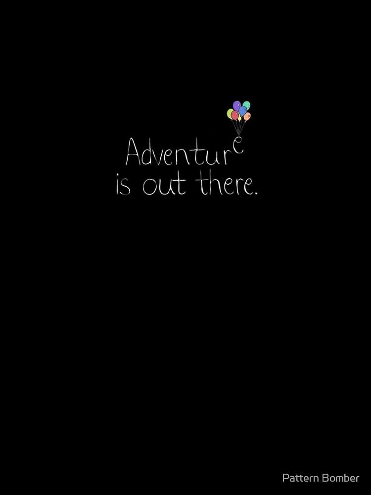 Das Abenteuer ist da draußen von arushiedraws