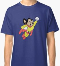 Here He Comes to Save the Day! Classic T-Shirt