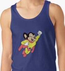 Here He Comes to Save the Day! Tank Top