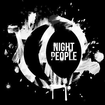 Nacht menschen von tonguetied