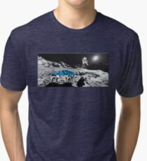 Lunar Jet-Pac me to the moon Tri-blend T-Shirt
