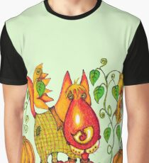 Sweet Pumpkin Graphic T-Shirt