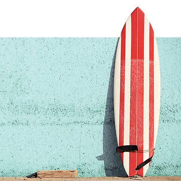 Surfboard by StavyG