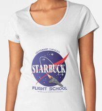 Flight School Women's Premium T-Shirt