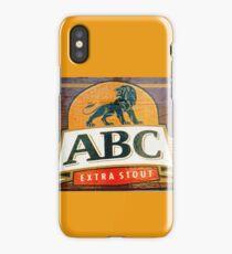 ABC Stout  iPhone Case/Skin
