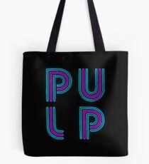 Pulp - Neon Logo Tote Bag