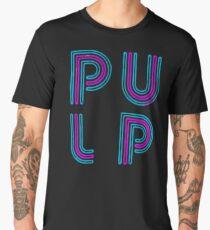 Pulp - Neon Logo Men's Premium T-Shirt