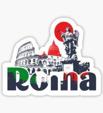 Roma Design Sticker