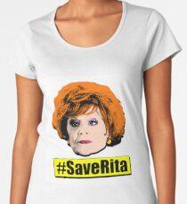 Save Rita! Women's Premium T-Shirt