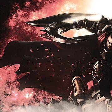 Darius - League of Legends by RoninDG