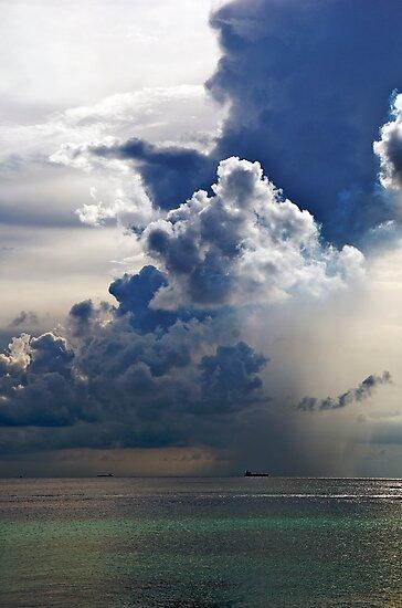 Storm Clouds  by dcdigital