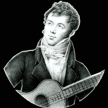 Fernando Sor - Spanish classical guitarist and composer by Thornepalmer