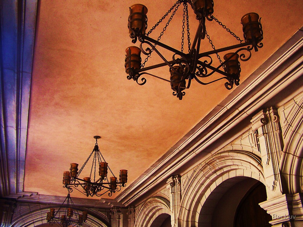 Balboa Series 1: Buildings by Beckluv