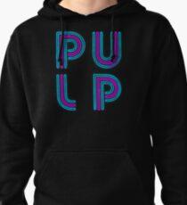 Pulp - Neon Logo Pullover Hoodie
