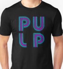 Pulp - Neon Logo Unisex T-Shirt