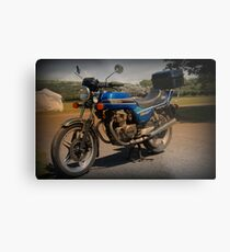 honda 250 superdream Metal Print