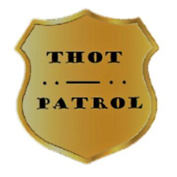 Thot Patrol by StavyG
