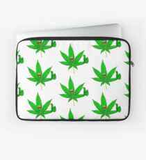 Cool marijuana Laptop Sleeve