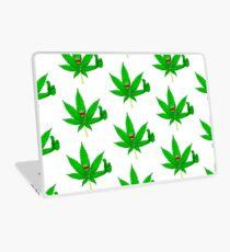 Cool marijuana Laptop Skin