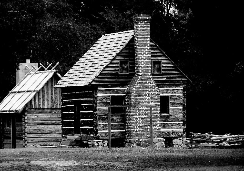 Cabin by Kelsey Williams