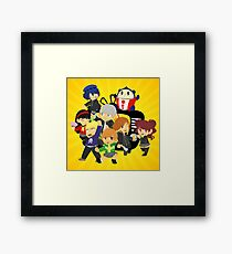 the nicest kids in town Framed Print