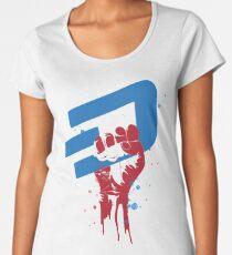 DashCoin Revolution Original Art. Women's Premium T-Shirt