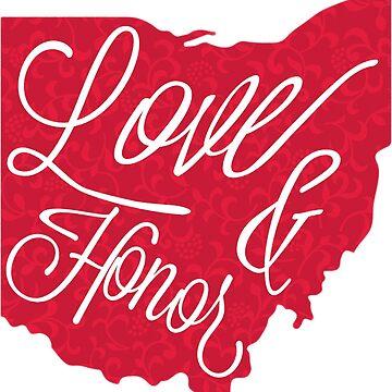 Love & Honor Miami Ohio by pieperview