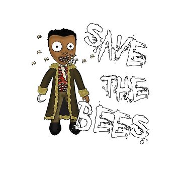 Save The Bees by MomOfCreatures
