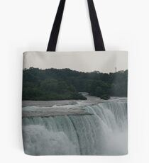 The Top of the Falls Tote Bag