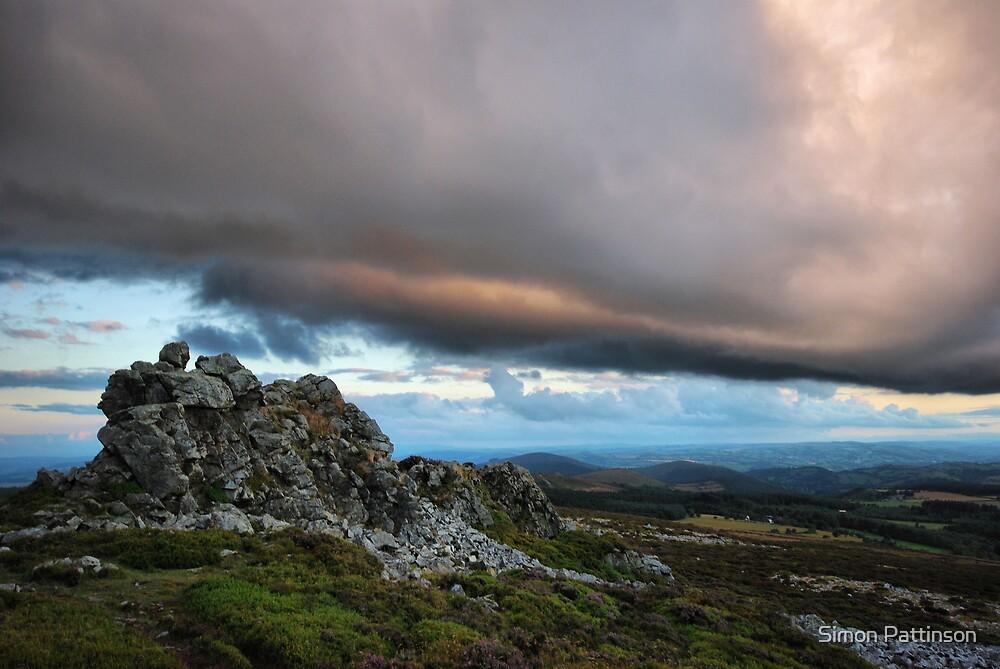 Low Cloud by Simon Pattinson