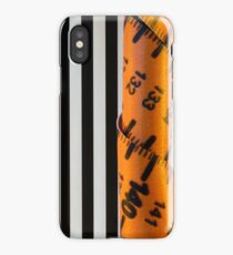 Measuring Tape iPhone Case/Skin