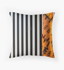 Measuring Tape Throw Pillow