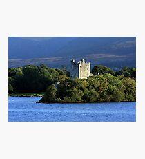 Ross Castle - Killarney - Ireland Photographic Print