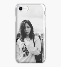Taeyeon - SNSD iPhone Case/Skin