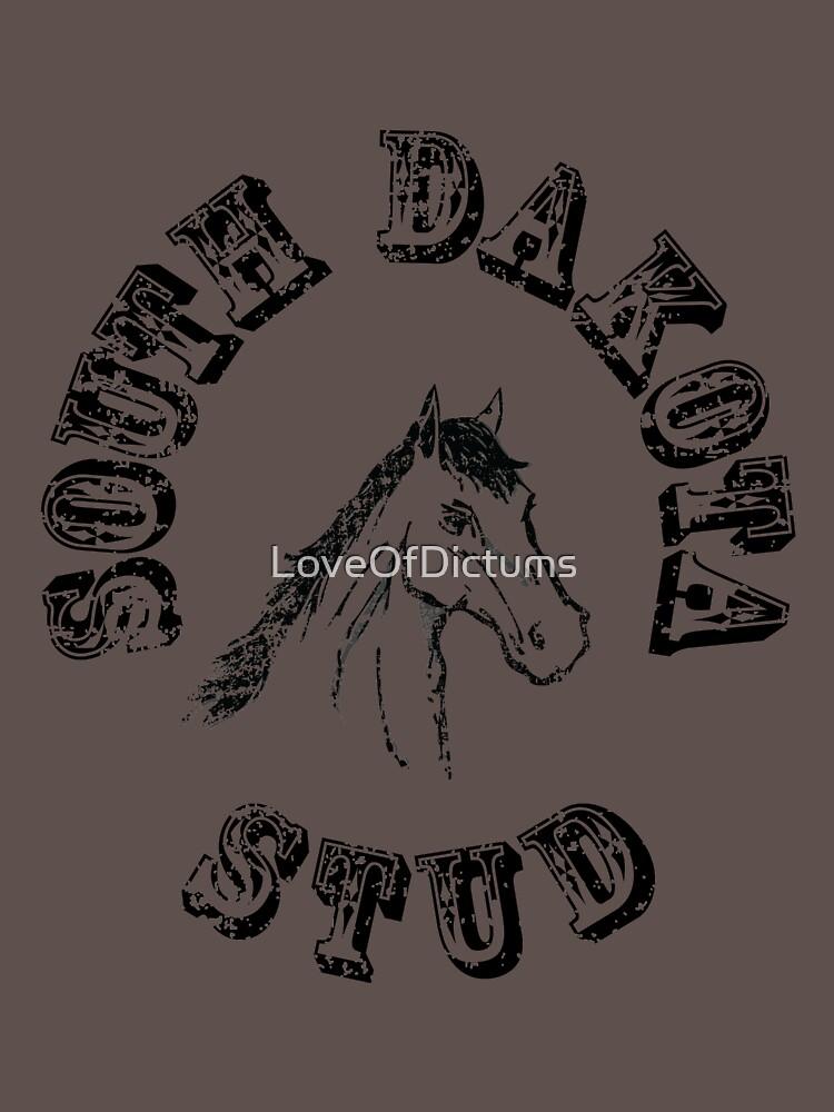 South Dakota Stud by LoveOfDictums