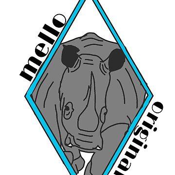 Mello Originals - Rhino by MellowZenji