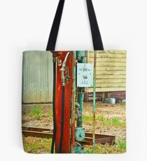 Old Gas Tote Bag