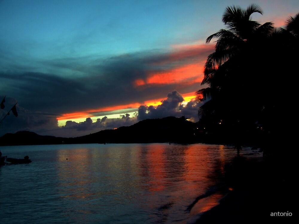 Sky Colors by antonio
