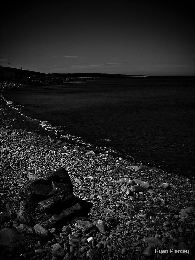 Rocky Beach by Ryan Piercey
