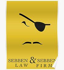 Sebben & Sebben Poster