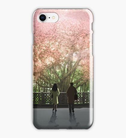 A year went by in a single day iPhone Case/Skin