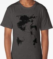 Grunge Spider Long T-Shirt