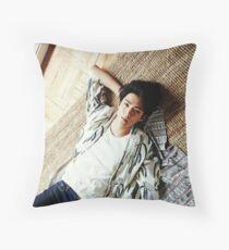 Sehun - EXO  Throw Pillow