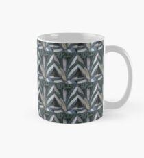 Charcoal Stripes Classic Mug