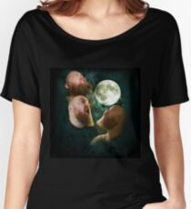 3 Wolfe Moon - Wear Me Women's Relaxed Fit T-Shirt