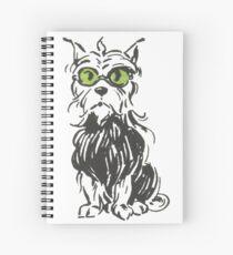 Toto Spiral Notebook