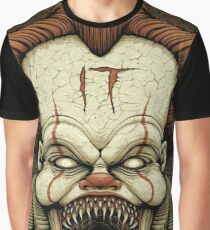 It Clown form hell Graphic T-Shirt